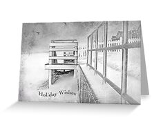 Holiday Wishes ~ Greeting Card Greeting Card
