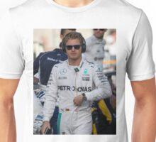 Nico Rosberg Formula 1 World Champion 2016 Unisex T-Shirt