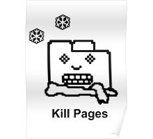 Kill Pages Poster