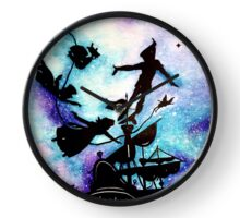 Peter Pan's Forever Young Clock