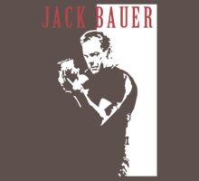 Jack Bauer Kids Clothes
