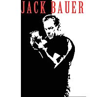 Jack Bauer Photographic Print