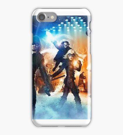 The Flash season 4 edition iPhone Case/Skin