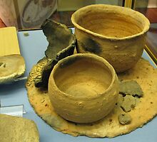 Stone Age Artefacts - Stornoway Museum by BlueMoonRose