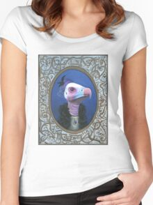 Helen The Vulture Women's Fitted Scoop T-Shirt