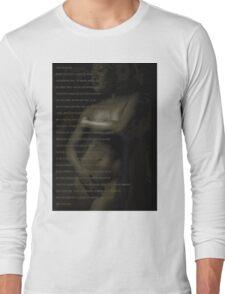 Her Gratitude Long Sleeve T-Shirt