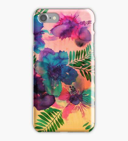 Skye Floral iPhone Case/Skin