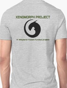 Xenomorph project T-Shirt