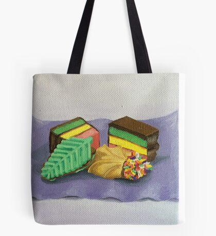 Cookies and Sprinkles Painting Tote Bag
