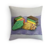 Cookies and Sprinkles Painting Throw Pillow