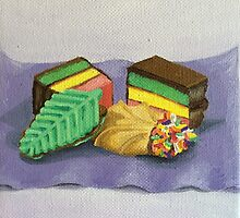 Cookies and Sprinkles Painting by Lagoldberg28