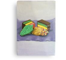 Cookies and Sprinkles Painting Metal Print