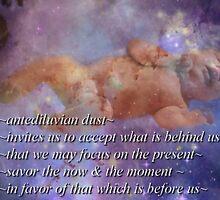~antediluvian dust~ (snippet) by wordwulf