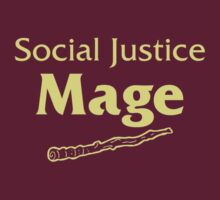 Social Justice Mage by VonAether