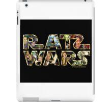 RATS WARS iPad Case/Skin