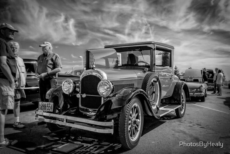 1925 Chrysler Model Four Sedan