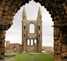St. Andrews Cathedral Sticker