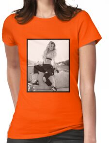Chanel West Coast CON Womens Fitted T-Shirt