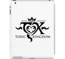 Toxic Kingdom Logo iPad Case/Skin