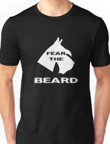 Fear The Beard Schnauzer Unisex T-Shirt