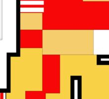 Nintendo Tecmo Bowl San Fransisco 49ers Joe Montana Sticker