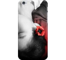 If my thoughts were made of matter iPhone Case/Skin