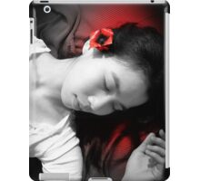 If my thoughts were made of matter iPad Case/Skin