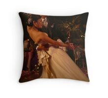 PATRICK AND CHARIE 05222011 Throw Pillow