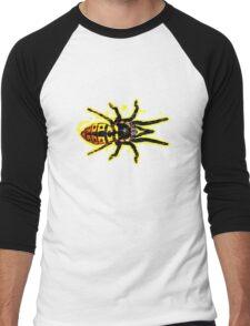 Tarantula Spider Wasp - Designs By Adz Riddell Men's Baseball ¾ T-Shirt