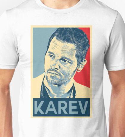 Greys Anatomy Alex Karev Justin Chambers Unisex T-Shirt