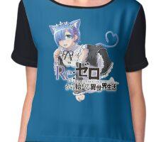 Anime Chiffon Top