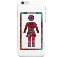 GIRL Skateboards iPhone Case/Skin