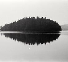 Upper Saranac Lake, Adirondack Park New York by dearmoon