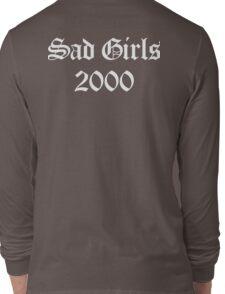 Sad girls 2000 - yung lean Long Sleeve T-Shirt