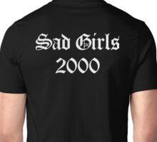 Sad girls 2000 - yung lean Unisex T-Shirt