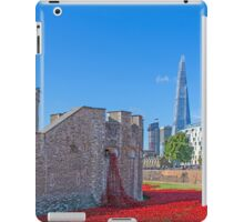 Poppies in the Moat iPad Case/Skin