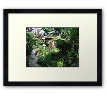 Beauty is everywhere Framed Print