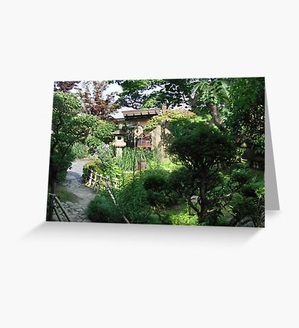 Beauty is everywhere Greeting Card