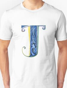 The Letter J T-Shirt