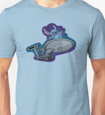 Space Surfin' Unisex T-Shirt