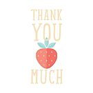 Thank you Berry much by annamoreganna