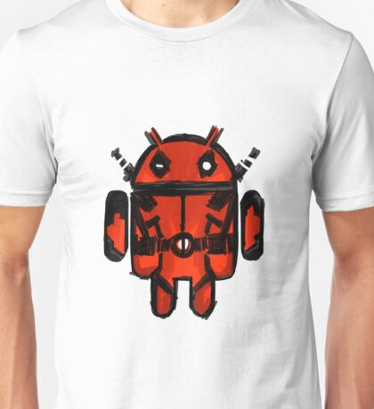 Android Pool Unisex T-Shirt