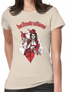 The Witchdoctor Womens Fitted T-Shirt