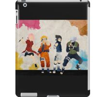 Team 7 - Naruto iPad Case/Skin