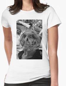 The Old Tree Womens Fitted T-Shirt