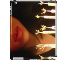 Birthday Wish iPad Case/Skin