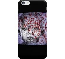 Crack Baby iPhone Case/Skin