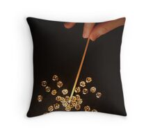 Hanabi Throw Pillow