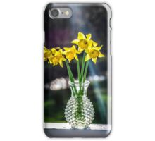Daffodil Bouquet  iPhone Case/Skin
