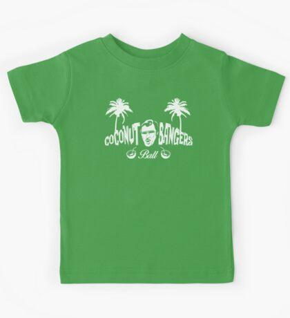 Coconut Bangers Ball Kids Tee